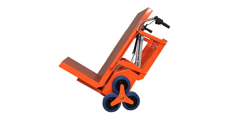Carrello saliscale Liftmatic per trasporto su scale strette - CEM Elevatori