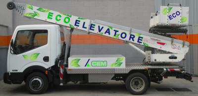 Elevatore ECO - PAUS City Floh ASA 31 WHM - PATENTE B