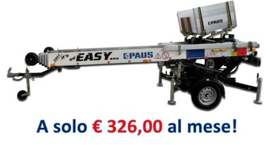 Super Promo Scala Trainata CEM EASY 21