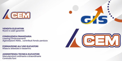 CEM GROUP AL GIS 2017 CON LE INNOVATIVE GRU E PIATTAFROME AMAK