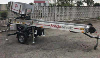 CEM consegna una nuova PAUS Easy 21 a Bertola Traslochi
