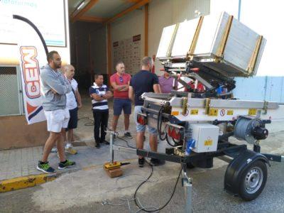 CEM apre in Spagna due Officine Autorizzate e partecipa a nuove giornate di formazione