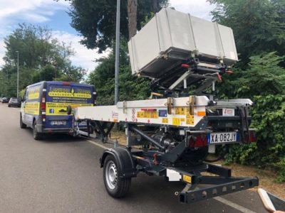 Consegnata una nuova Easy 24 metri a Losurdo Traslochi