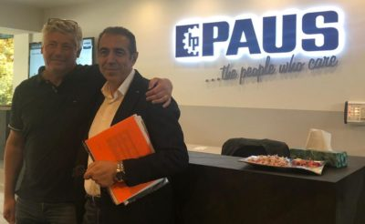Sales Planning CEM Group in Germania da PAUS