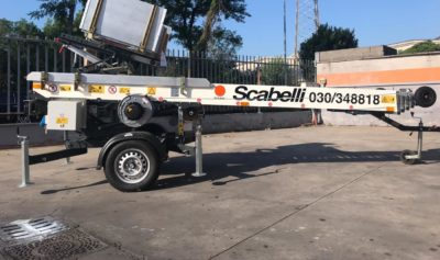 Scabelli sceglie la seconda Scala Trainata Easy 21 venduta da CEM