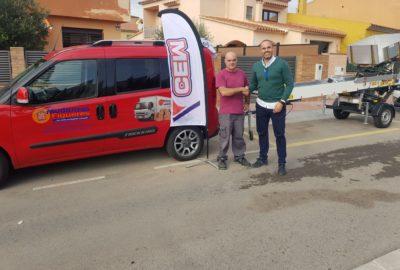 CEM Elevadores vende una PAUS Easy 21 alla ditta Mudanzas Figueres