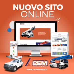 CEM lancia il nuovo sito ancora più focalizzato sui prodotti, servizi e sul supporto agli utenti