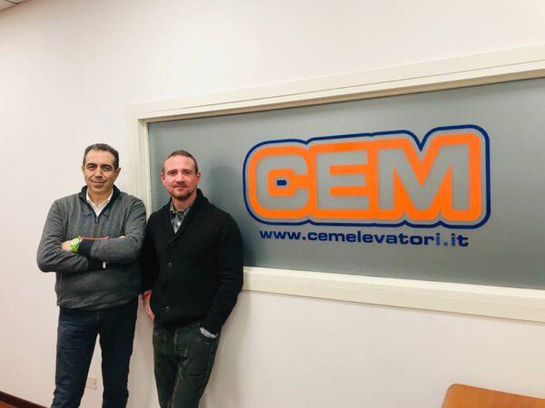 CEM Group cresce avvalendosi del supporto di Mauro Lazzari
